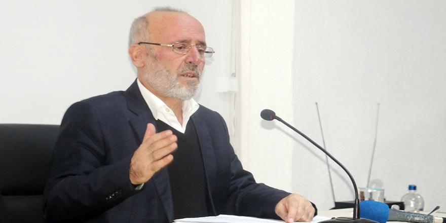 Ahmet Poçanoğlu: Anadolu'nun varoluş mayasını Mevlana çaldı