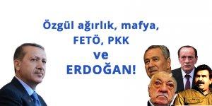 Özgül ağırlık, mafya, FETÖ, PKK ve Erdoğan!