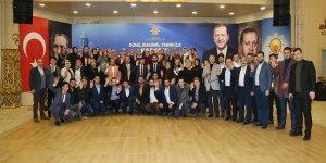 AK Parti Karatay Teşkilatı Toplandı